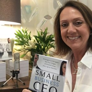 Listen to the Small Business CEO Podcast - www.Jennystilwell.com.au