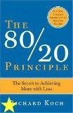 Jenny Stilwell Bookshelf - 80 20 Principle by Richard Koch