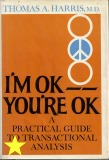 Jenny Stilwell Bookshelf - I'm OK, You're OK