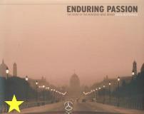 Jenny Stilwell Bookshelf - enduring passion Mercedes Benz